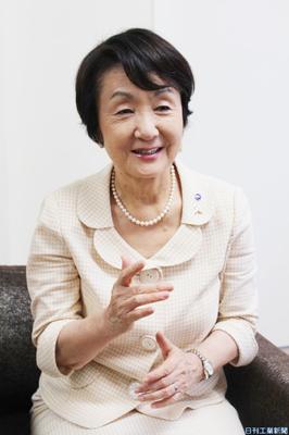 インタビュー/横浜市長・林文子氏「先を見据え経済成長戦略」 | 地域 ...