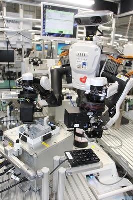 セコム工業-警備機器の検査負担を軽減