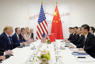 電子版】米中首脳会談、貿易協議再開で一致 対中制裁「第4弾先送り ...