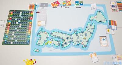 SDGsボードゲーム、国際ロボット展で体験会
