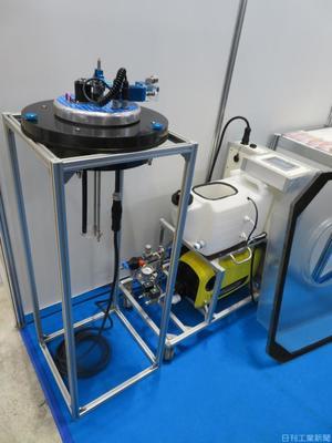 日菱インテリジェンス、エアコン洗浄ロボ開発 外食産業など向け