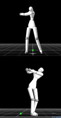 ゴルフのスイング、スマホ映像から3Dモデル作製 GDOなど