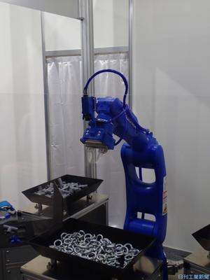 安川電機、AI技術開発 ロボシステム導入効率化