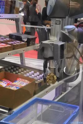 国際ロボット展/部品大手が「手足」参入 ピッキング・搬送ロボに商機