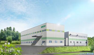 明輝、岩手に第2工場 樹脂成形用大型金型を補修