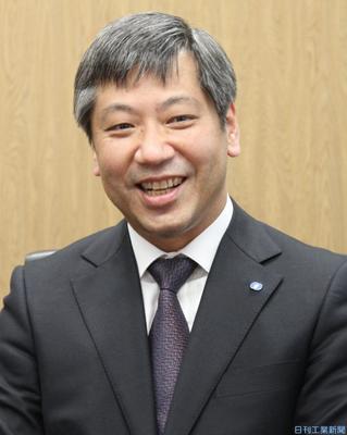 インタビュー/牧野フライス製作所社長・井上真一氏 レーザー加工機に照準