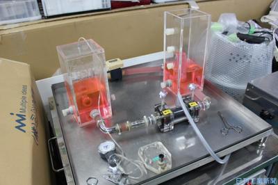挑む・モノづくりヒトづくり/安久工機社長・田中隆氏 医療機器試作、加工に外注活用