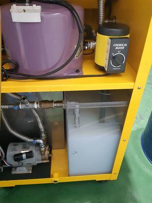 岩本工業、撹拌機オプション設定 切削液自動供給装置向け