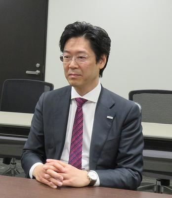 経営ひと言/さくさく・沢口典宏社長「サクサク利用を」
