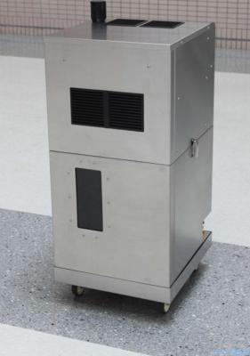 切断加工時の臭気抑制 クラインズ、作業環境改善装置