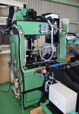 ジェイ・クリエイト、ドライバー軸の歪み補正専用自動機を発売