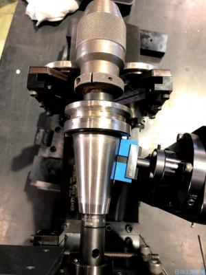 向井製作所、テーパー部のクリーニングに参入 工作機械主軸研磨を強化