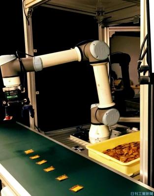 イノテック、汎用ロボ製品化 バラ積み商品ピッキング