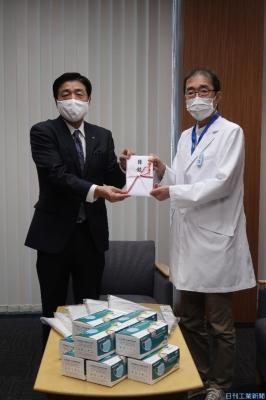 経営ひと言/OSG・石川則男会長「社会貢献に意欲」