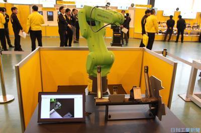 平成30年のあゆみ/産業用ロボット 海外需要・新技術で成長