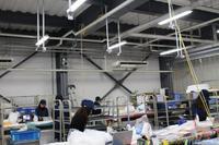 進むIoT利用(55)小林製作所 カメラでコマ撮り、生産現場データ蓄積